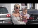 Elsa Pataky Is Out With Her Daughter India