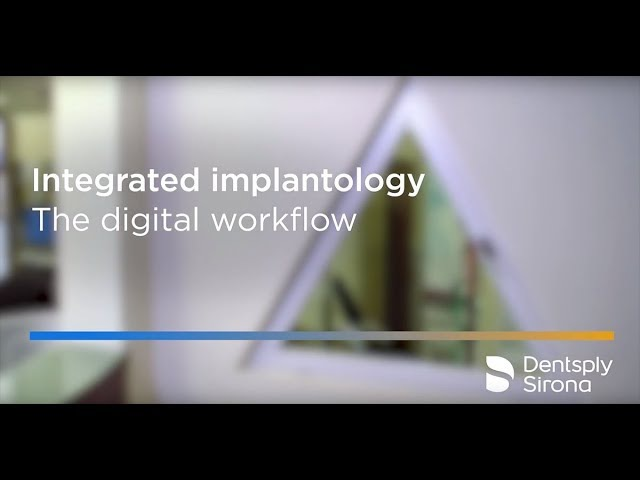 Integrated implantology: The digital workflow.