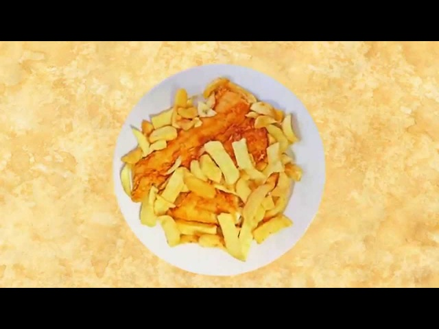 The History of Fish Chips