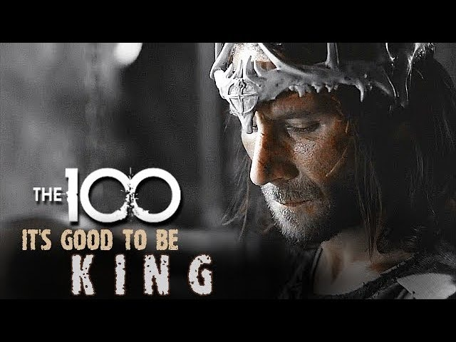 The 100 It's good to be King Roan Kom Azgeda