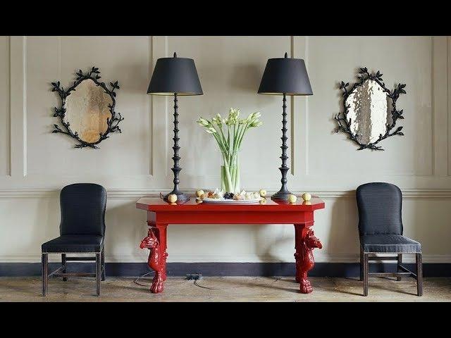 Симметрия и асимметрия в интерьере как найти баланс Symmetry and asymmetry in interior
