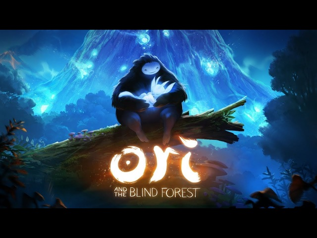 Ori and the Blind Forest Yettich часть 3 - Элемент Воды, Туманный Лес, Факел Атсу