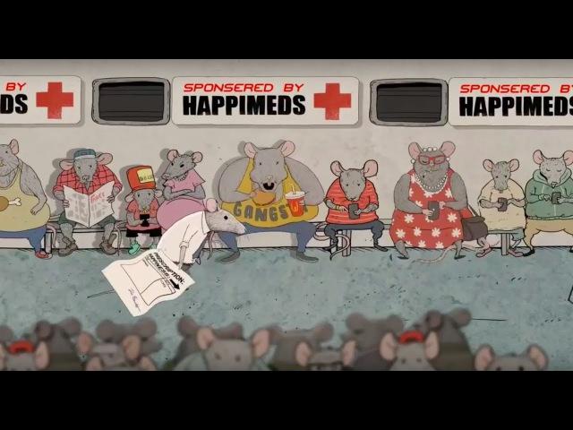 Крысиные Бега: Мультфильм про Современное Общество, Матрицу, Капитализм, Систем ...