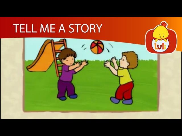 Kids' English   Tell me a story  Cartoon for Children - Luli TV