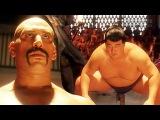 Mongol vs Sumo - The Quest