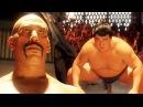 Mongol vs Sumo The Quest