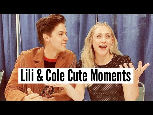 Lili Reinhart Cole Sprouse | Cute Moments (Part 1)