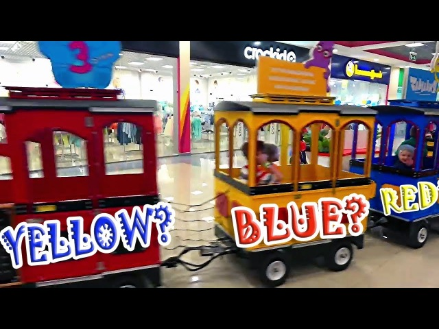 Learn Colors with colored cabs Wheels On The Bus Tayo Nursery rhymes songs