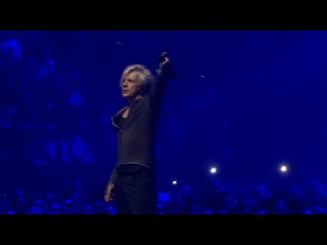 ♫ J'ai demandé à la lune ♫ INDOCHINE Live@AccorHotels Arena Paris 16 02 2018