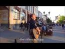 Don't Worry Be Happy - Bobby McFerrin (кавер под гитару)
