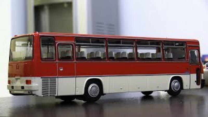 Модели автобусов и троллейбусов в магазине ClassicBus