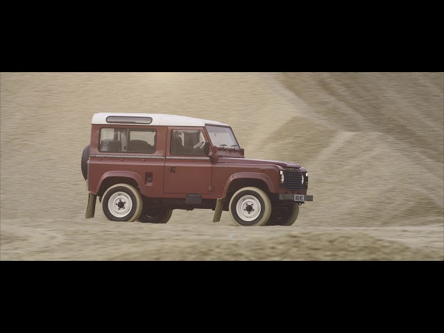 Land Rover's 70th Anniversary | Introducing the Limited Edition Defender Works V8