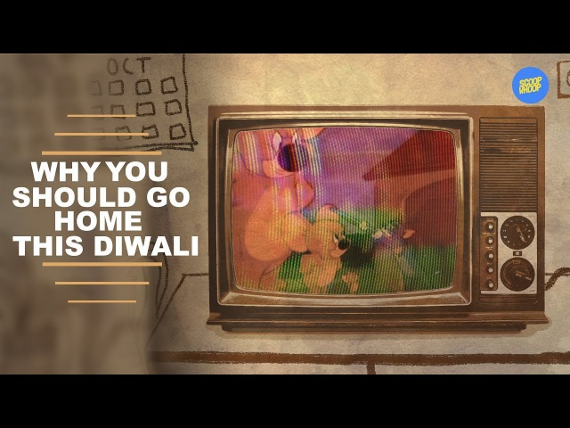 ScoopWhoop: Why You Should Go Home This Diwali