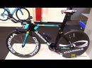 2018 Argon 18 118 Next Astana ProTeam Time Trial Bike - Walkaround - 2017 Eurobike