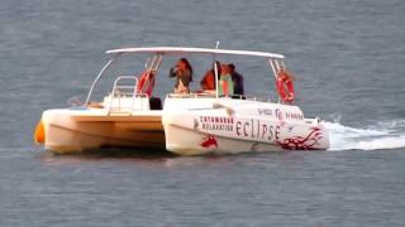 В эллингах катран можно заказать лодку катамаран, катер или яхту