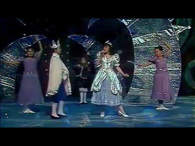 На балу у Золушки. Новогодний концерт (1994). Детская передача | Золотая коллекция