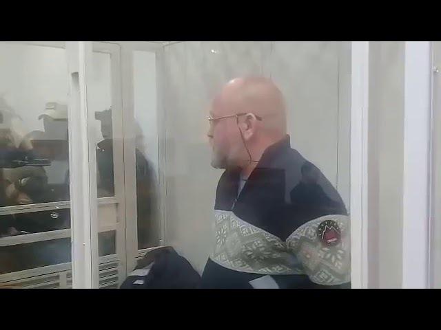04 Рубан на суде объясняет, как оказался в машине с оружием Страна ua