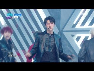 Exo - monster (show music core 20160611)