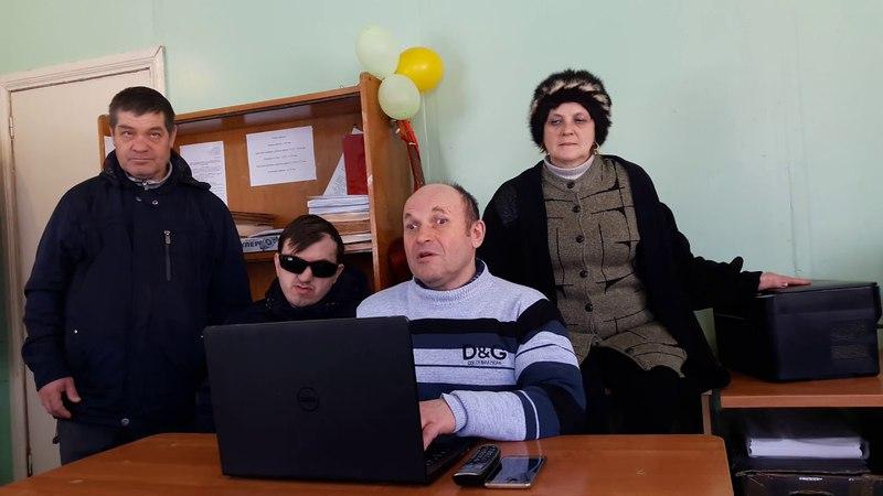 Чистопольская МО ВОС г.Чистополь, 40 лет Победы