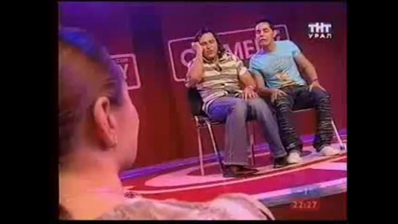 Comedy Club - А. Рева (Бабушка и Дед)