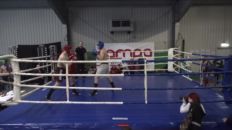 MMA Ukranian Cup Center _ Qualify _ Ring 2.