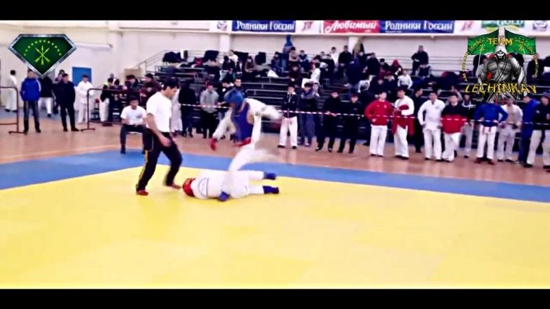 Рустам Камготов|Team Lechinkay