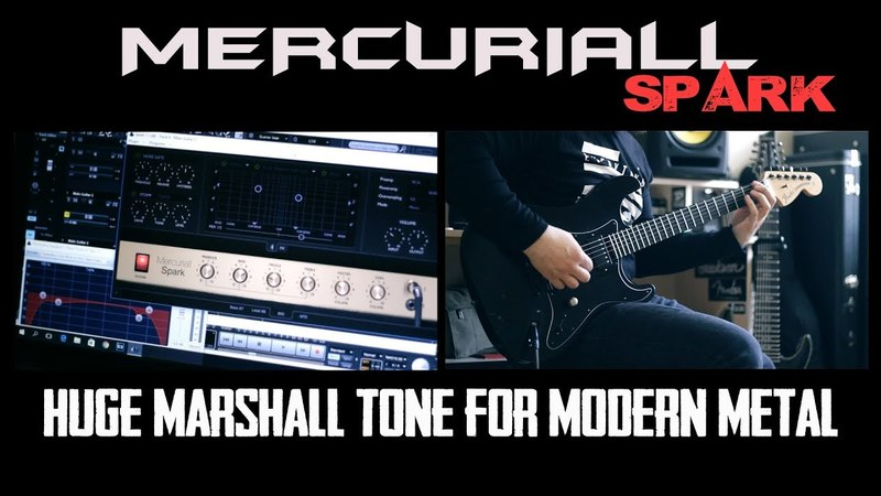 Mercuriall Spark - Huge Marshall tone for Modern Metal