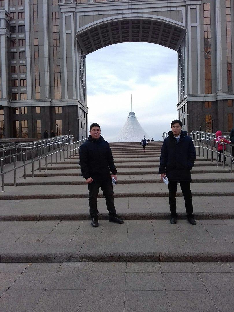 Мұхаммед Жаксылык, Астана - фото №7