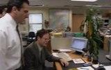 Видео к сериалу Офис (2005  2013) Фрагмент (сезон 1, эпизод 1 дублированный)