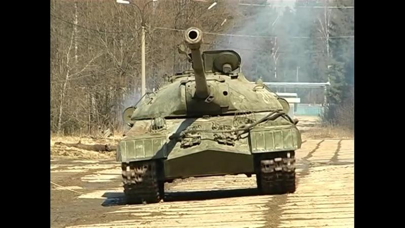 Тест-драйв Танк ИС-3 - IS-3 Расширенная Версия - Обзор, история создания - Иван Зенкевич