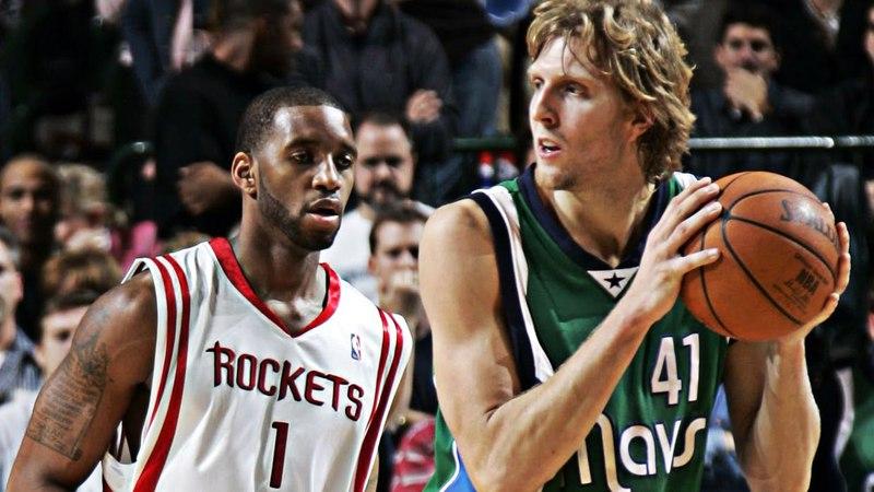 Dirk Nowitzki VS Tracy McGrady HD | Dirk 53 Points, T-Mac 48 | 12.02.04