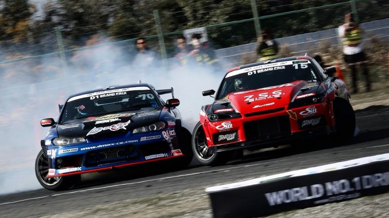 D1GP 2018 Round 1 Tanso Final Tsuiso Final Maishima Sports Island Highlights