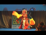 Cosplay Pili Puppet show Aihuonvrong - Orpheus Epic Con Saint Petersburg 2018
