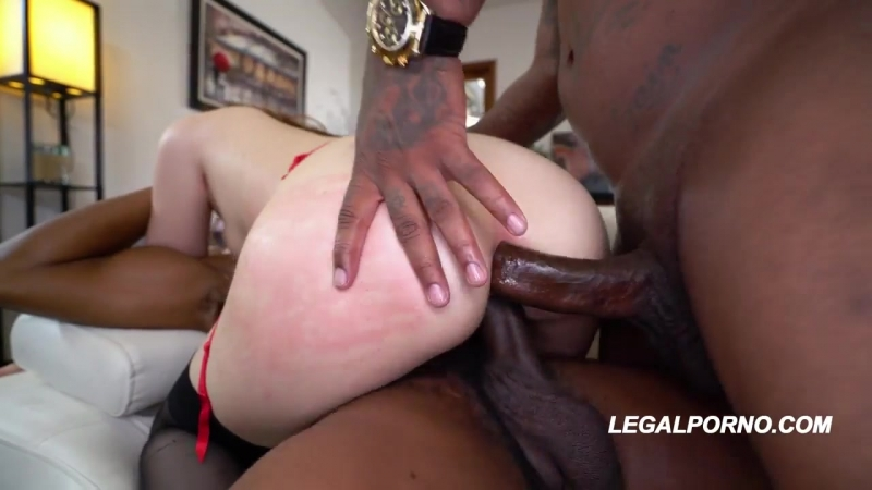 Maya Kendrick HD 720, DP, Lingerie, Stockings, Interracial, Toys, Anal,