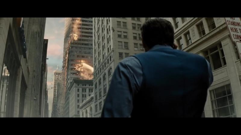 Почему Бэтмен против Супермена?