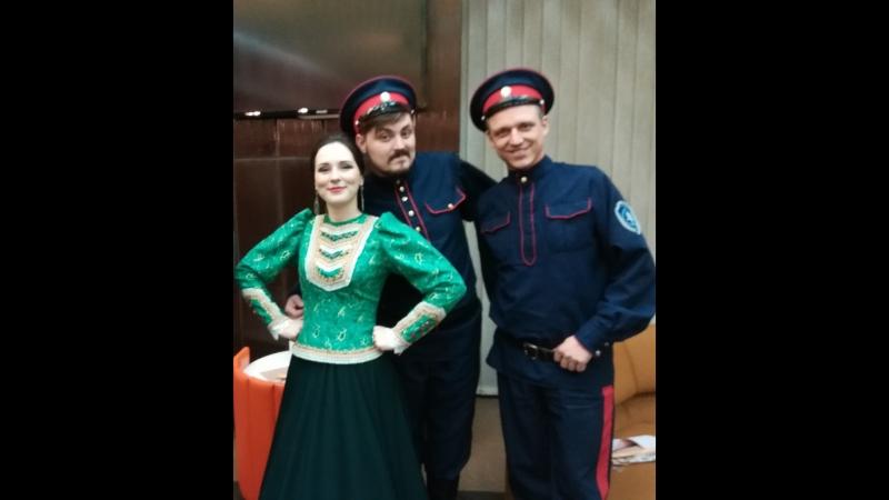 VIDEO Вражья пуля Два брата Ансамбль Казачьей песни