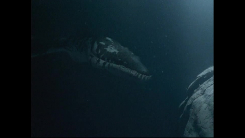 Прогулки с морскими чудовищами: Эпизод 3 (BBC)