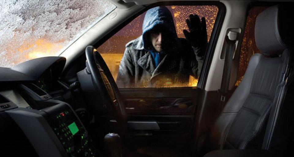 Симферопольский охранник лишился ворованного авто в ДТП