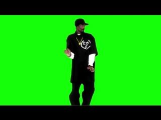 Snoop Dogg футаж green screen.mp4