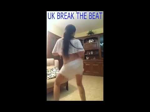 The Girl Shamless Dance at Home
