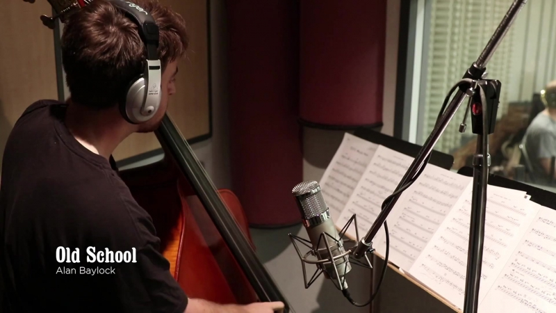 UNT One O'Clock Lab Band Lab 2017 New Album Teaser