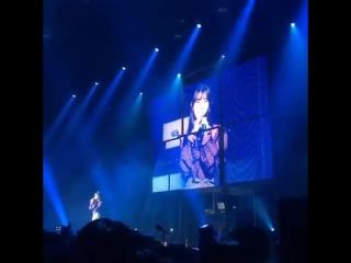 [Fancam/LQ] 171104 @ IU - Through The Night at Epik High concert