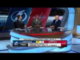 NHL Tonight: Tampa Wins Game 3 May 15, 2018