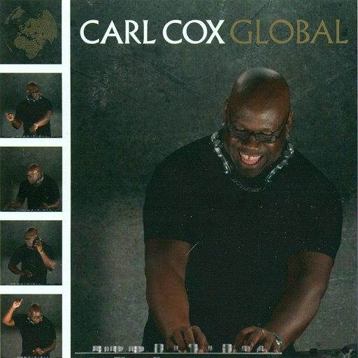 Carl Cox альбом Global