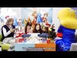 [RUS.SUB] WJSN (Cosmic Girls) Раннее Рождество со