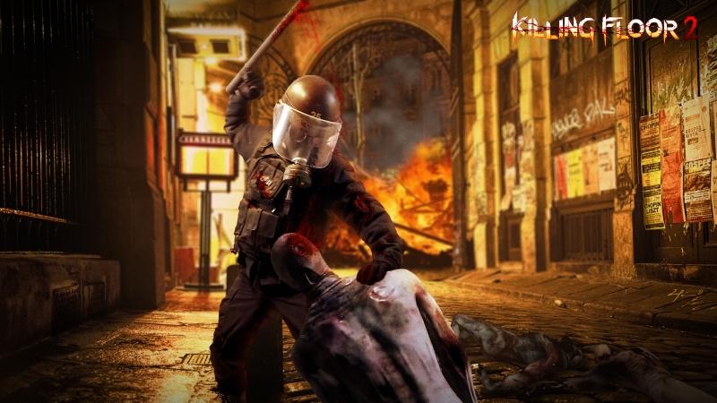 Killing Floor 2 - Мясо и Хардкор(Курим Ш