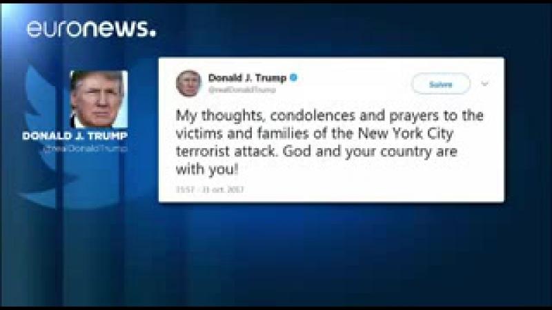 Уроженец Узбекистана Сайфулло Саипов устроил теракт в Нью-Йорке! погибли 8 человек t.me/joinchat/AAAAADv7jmYKEefaMsCMFg