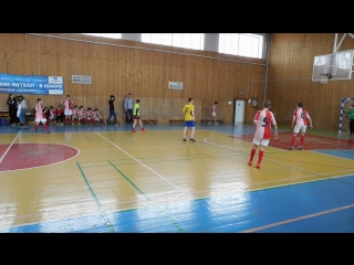 05.05.2018 мини футбол Олимп (Видяево)-Искра ч.1