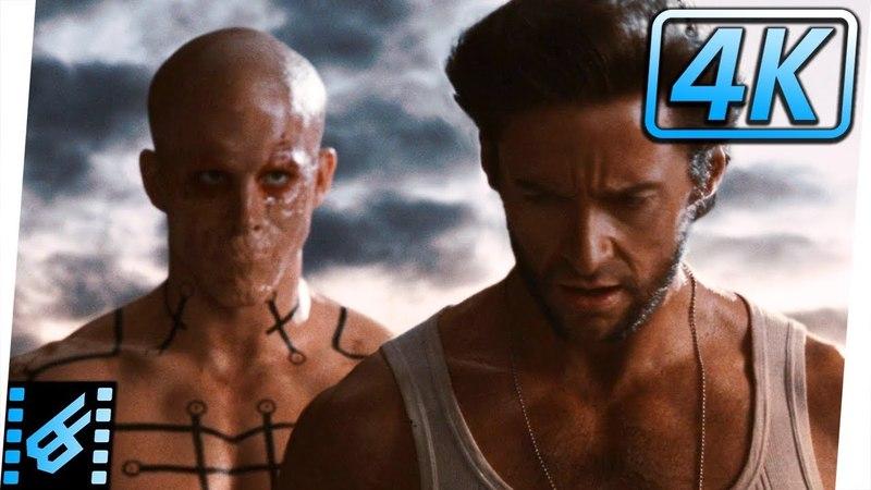 Wolverine Sabretooth vs Deadpool X Men Origins Wolverine 2009 Movie Clip