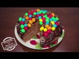 Вкусный шоколадный торт!